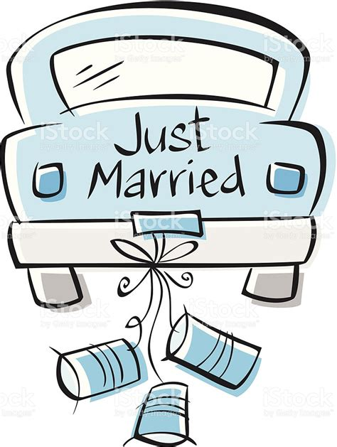 Just Married Auto Grafik by Car Clipart Just Married Pencil And In Color Car Clipart