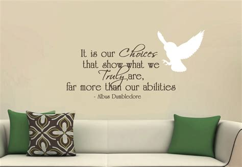 harry potter wall stickers items similar to harry potter vinyl wall decal it is our