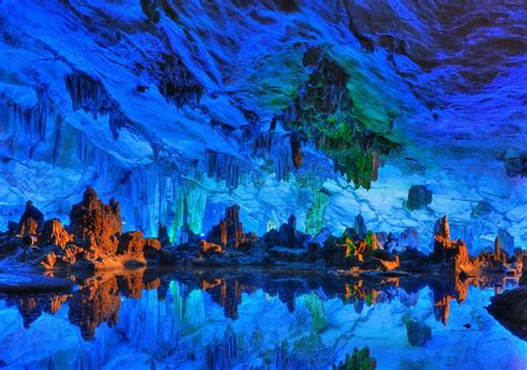reed flute cave china reed flute cave china the most beautiful caves and grottos of the world
