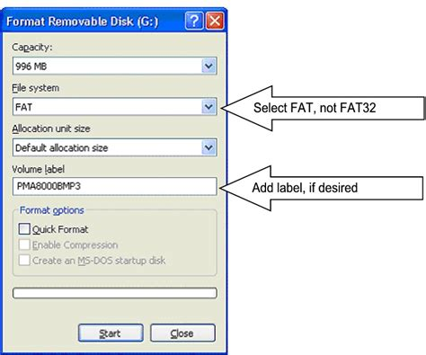 format hard drive volume label ps engineering faqs
