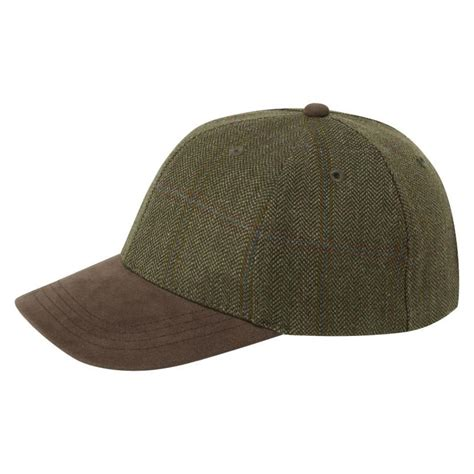 swarovski optik baseball caps schoffel tweed baseball cap sandringham tweed one size mens hats caps william powell
