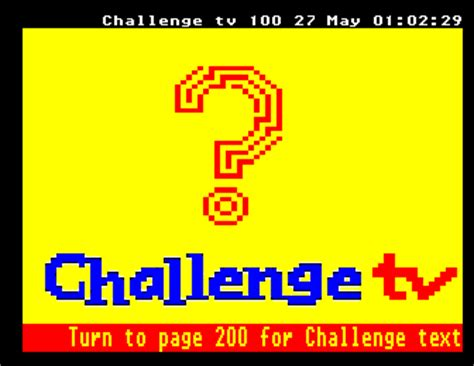 the challenge tv mb21 ether net the teletext museum satellite and cable