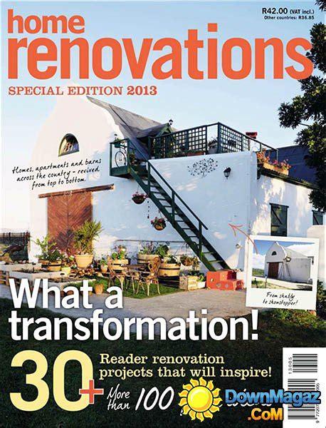 28 home renovation magazines home renovation