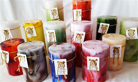 Candles Handmade - handmade candlessence candles candlessence groupon