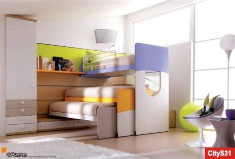 letti a a tre piani tre figli una nuova dimensione le camerette per bambini