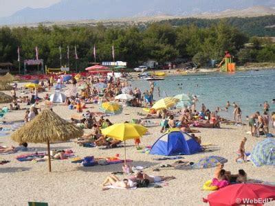 appartamenti zrce croazia spiagge di pag novalja foto di spiagge zrce zrce