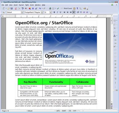 Open Office Review by Openoffice For Mac Review Cnet
