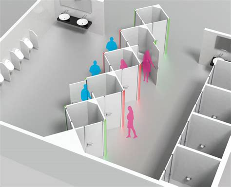 public unisex bathrooms taiwanese students win design award for quot gentolet quot restrooms