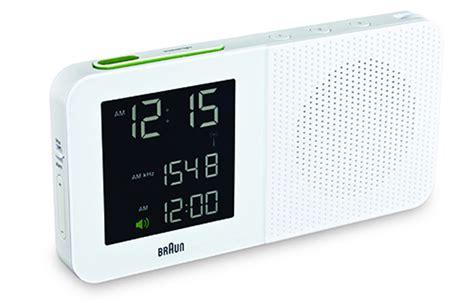 radiowecker braun braun radiowecker weiss wecker funkwecker uhr radio