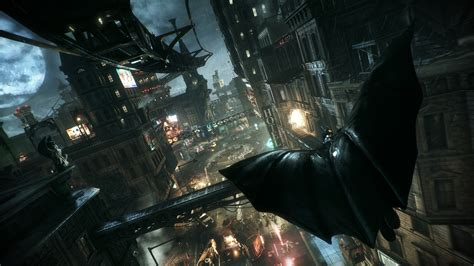 Batman Arkham Ps4 Original batman arkham pc xbox one and ps4 file size revealed gamespot