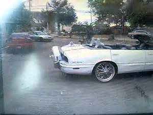 Buick Park Avenue On Swangas Park Ave On All 6 With Top Chopped