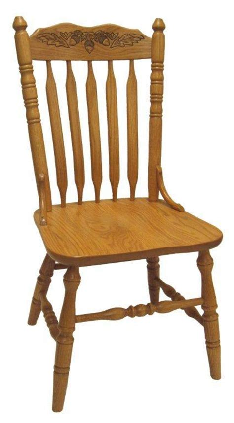 amish dining room chairs amish ohio bent cattail dining room chair