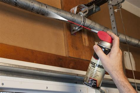 Lubricating Garage Door 3 Reasons Why You Should Inspect Your Garage Door Ideas 4 Homes