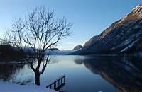 Winter Scenes HD Wallpaper