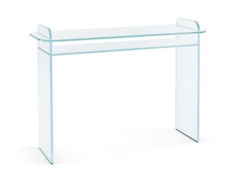glass console table tonelli opalina glass console table contemporary console
