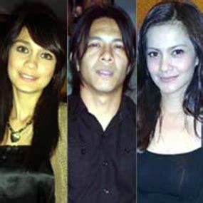 indonesian luna maya cut tari and nazril ariel facebook polwan bugil indonesia naked cops risk porno prosecution