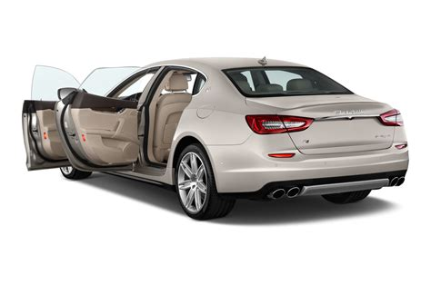 Maserati Sedan Models by Maserati Quattroporte Reviews Research New Used Models