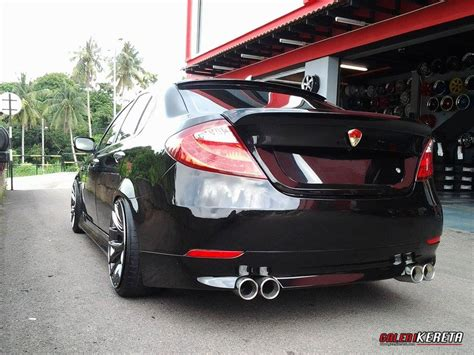 kereta bmw persona e60 modified share my ride gk043 galeri kereta