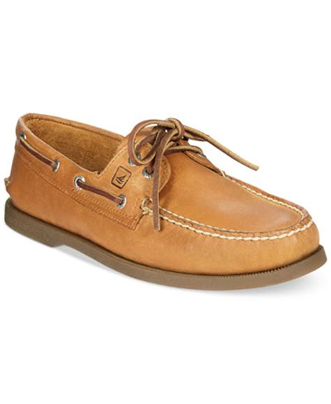 Sandal Casual Formal Prodigo Reog Original Made sperry s authentic original a o boat shoe all s shoes macy s