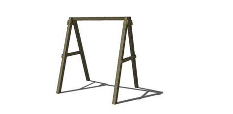 tire swing frame plans 17 best ideas about swing set plans on pinterest wooden