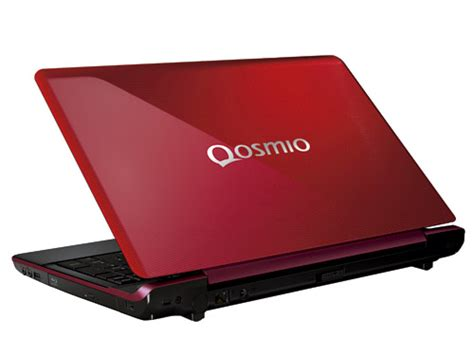 toshiba qosmio f750 notebookcheck net external reviews