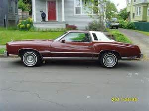 1976 Chevrolet Monte Carlo Sell Used 1976 Chevrolet Monte Carlo Landau Coupe 2 Door 5