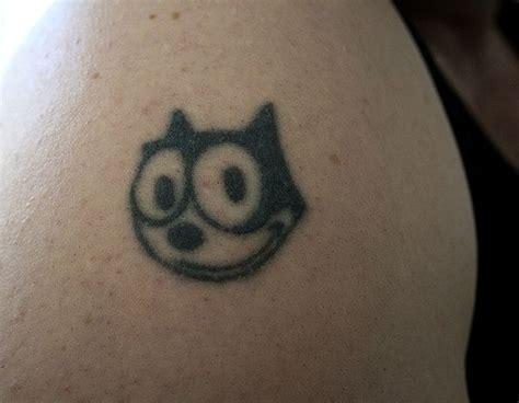 felix the cat tattoo tattoo ideas pinterest