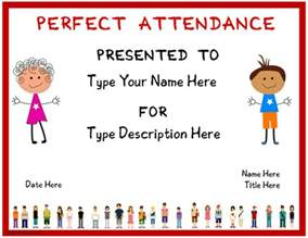 100 attendance certificate template education certificates certificate for
