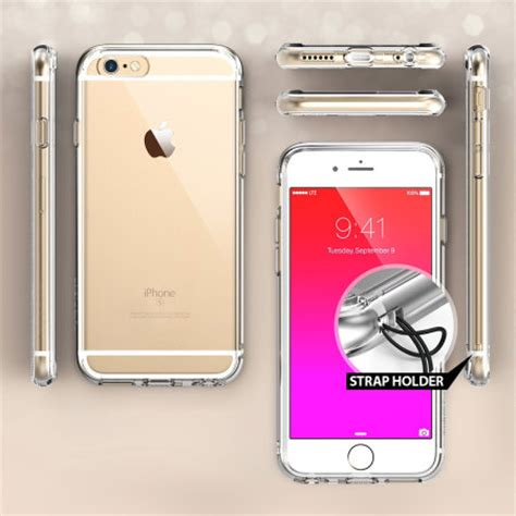 Mantap Rearth Iphone 6 6s Ringke Fusion Crysta Diskon rearth ringke fusion iphone 6s 6 gold