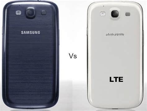 Hp Samsung S3 4g Lte comparaison galaxy s3 lte 4g vs 3g est ce vraiment