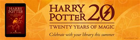 Number Of Blind People Harry Potter 20th Anniversary Celebrate In Libraries
