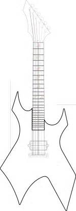 guitar template http i365 photobucket albums oo96 metal matt