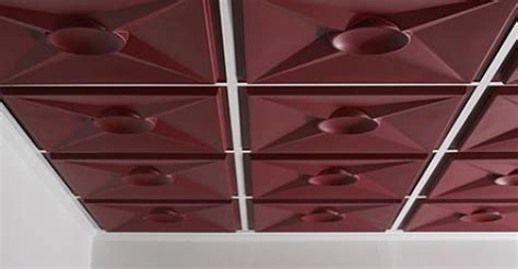 Thermo Tile Ceiling Tile by King And Company S Thermo Tile The Sky S The Limit