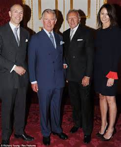 Spencer House London prince charles downplays sense of style as he launches men