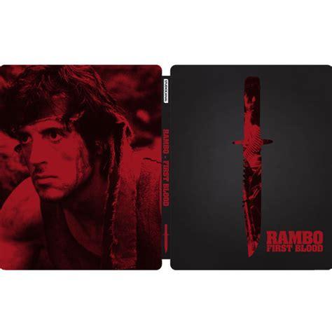 Rambo Blood Mondo Futureshop Exclusive Steelbok rambo blood zavvi exclusive limited edition steelbook zavvi