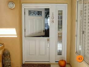 42 inch front door door with sidelite in 5 foot entrance