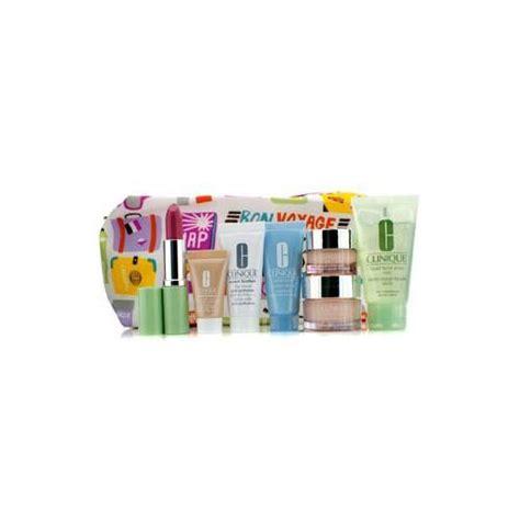 Clinique Stick Set 5pcs travel set liquid soap moisture surge eye