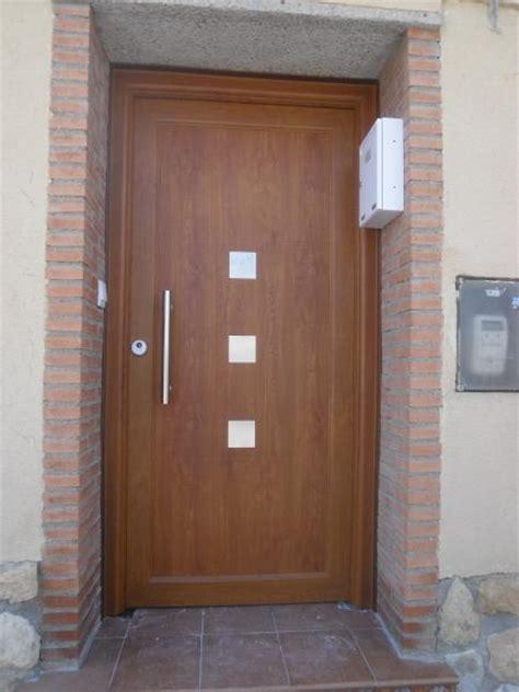 tirador puerta entrada talleres villamond carpinter 237 a de aluminio y hierro