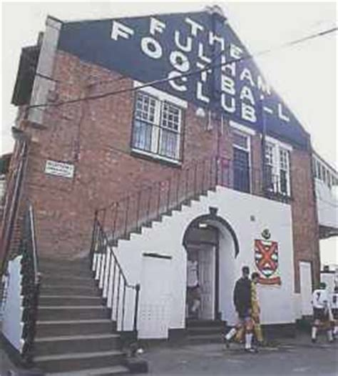 The Cottage Fulham by Fulham Fc Fulham Staying At Craven Cottage Fulham Fc