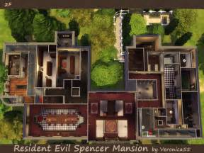 veronica55 s resident evil spencer mansion