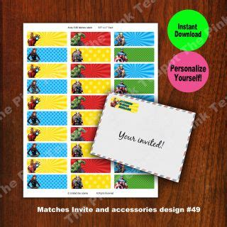 Instant Address Labels
