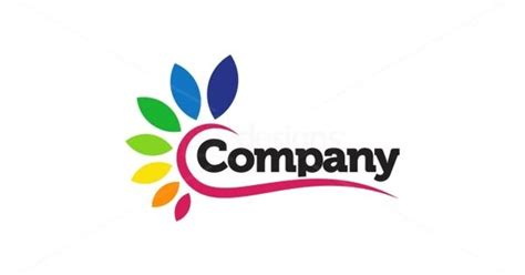 99designs logo shop rainbow flower on 99designs logo store sarjay website n
