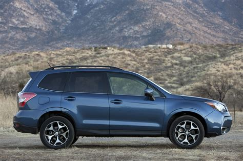 2014 subaru forester xt drive photo gallery autoblog