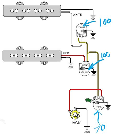 maestro guitar wiring diagram