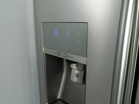 samsung ice maker drawer stuck samsung rf323tedbww 36 inch french door refrigerator with