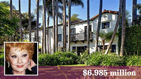 lucille ball home one time lucille ball home is for sale in beverly hills