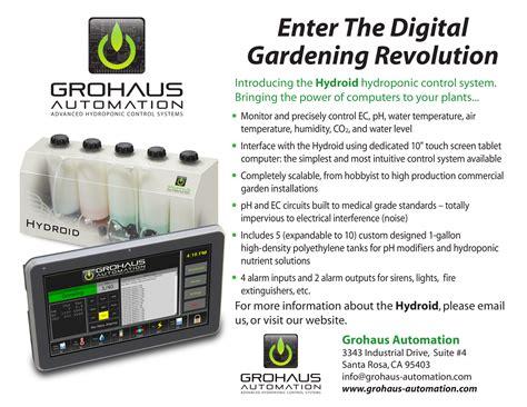 grohaus automation  announces  introduction