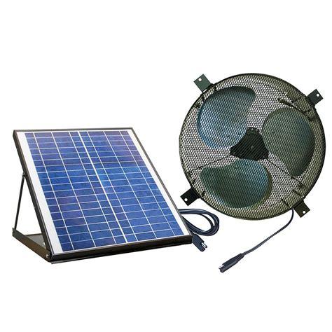 solar powered outdoor fans nature power solar powered 20 watt polycrystalline panel