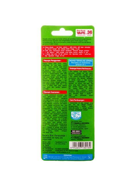 Obat Nyamuk Vape vape obat nyamuk spray 1 x semprot green tea klg 10ml