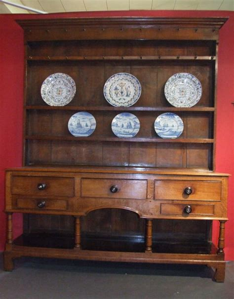 Welch Dresser by Early 19th Century Dresser For Sale At 1stdibs
